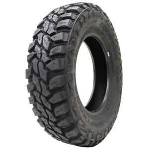 4 New Mastercraft Courser Mxt Lt295x70r18 Tires 2957018 295 70 18