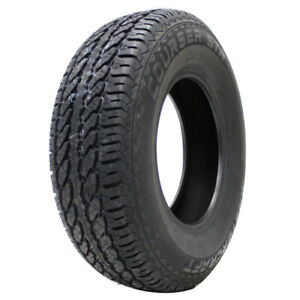4 New Mastercraft Courser Str 245 65r17 Tires 2456517 245 65 17