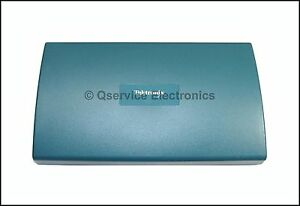 Tektronix Blue Protective Front Panel Cover Read