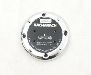 Bacharach Fyrite 0011 0126 Bottom Cap For Use With Fyrite Gas Analyzer