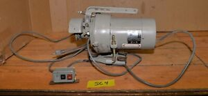 High Point Industrial Sewing Machine Clutch Motor 1 2 Hp 110 V Commercial Sc4