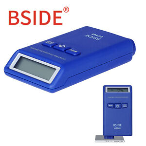 Bside Cct02 Digital Coating Thickness Gauge Automotive Paint Tester F n Probe
