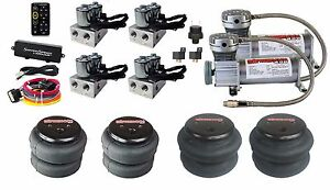 Air Ride Switchspeed Pewter Compressors Afc Valves Standard 2500