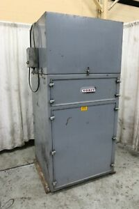 3 Hp Torit Dust Collector Yoder 69235