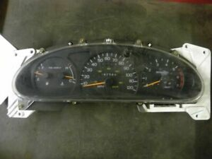 Speedometer Cluster W Analog Gauges Fits 97 Cougar Or Thunderbird