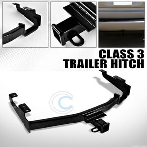 Class 3 Trailer Hitch Receiver Bumper Tow Fits 2 96 04 07 Dodge Caravan grand