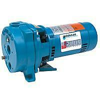 Goulds J5 1 2hp Double Nose Shallow Well Jet Pump