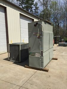 Trane Odyssey 12 5 Ton Air Conditioner Condensing Unit Dx Split System 2010 410a