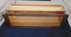 Globe Wernicke Mahogany Bookcase Section 809 Grade 3098 1 2