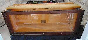 Globe Wernicke Mahogany Bookcase Section 811 Grade 3098 1 2
