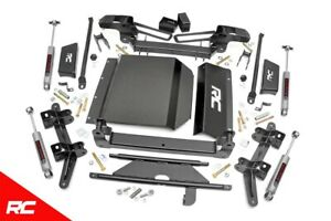 Rough Country 4 Lift Kit Fits 1988 1998 Chevy K1500 Tahoe Yukon 4wd 274 20 Gm