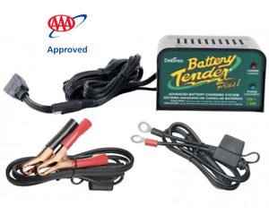 Deltran Battery Tender Plus 12v Battery Charger 021 0128 Car Boat Lawn Tractor