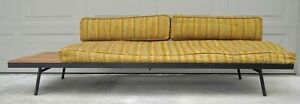 Pacifica Case Study Vista Of California Steel Sofa Daybed George Nelson Eames