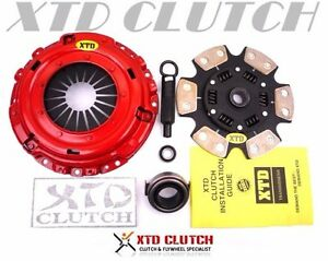 Xtd Stage 2 Street Clutch Kit 94 01 Acura Integra B18 Rs Ls Gsr Gs R Type R