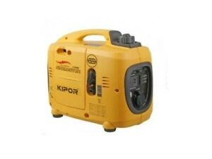 Kipor Sinemaster Ig1000p carb 1600 Watt Portable Gas Powered Digital Generator