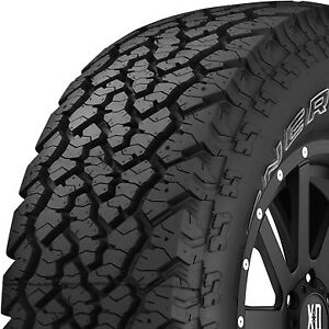 4 New 305 50 20 General Grabber At2 All Terrain 640ab Tires 3055020