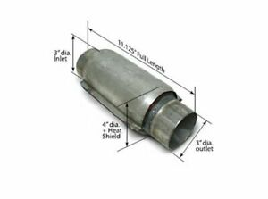Slp Performance High flow Catalytic Converter 3 In out Each 813000001
