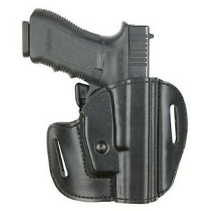Safariland 537 83 61 Open Top Conceal Holster Black Poly Rh For Glock 17