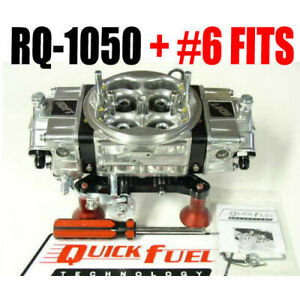 Quick Fuel Rq 1050 Race Q 1050 Cfm Mech Drag Race Gas In Stock Now Look