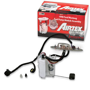 Airtex Fuel Pump Module Assembly For 1998 Ford Mustang 3 8l V6 Hanger Gz