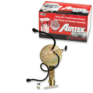 Airtex Fuel Pump And Sender Assembly For 2010 2011 Ford Crown Victoria 4 6l Xi