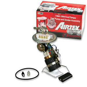 Airtex Fuel Pump And Sender Assembly For 1988 1994 Ford Tempo 2 3l L4 Lu