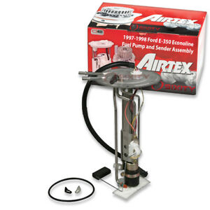 Airtex Fuel Pump And Sender Assembly For 1997 1998 Ford E 350 Econoline 6 8l Ei