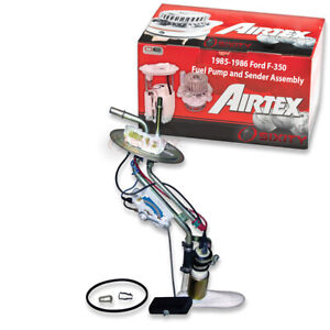 Airtex Fuel Pump And Sender Assembly For 1985 1986 Ford F 350 7 5l V8 Hg