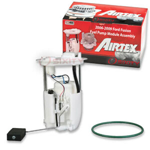 Airtex Fuel Pump Module Assembly For 2006 2009 Ford Fusion 2 3l L4 Hanger Hl