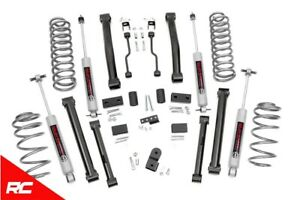 Rough Country 4 Lift Kit Fits 1993 1998 Jeep Grand Cherokee Zj 4wd Suspension