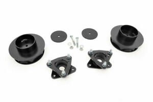 Rough Country 2 5 Leveling Lift Kit 11 11 Ram 1500 4wd
