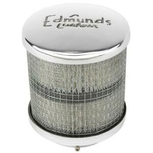 Edmunds Custom Air Cleaner Tall 2 5 8 Inch Neck