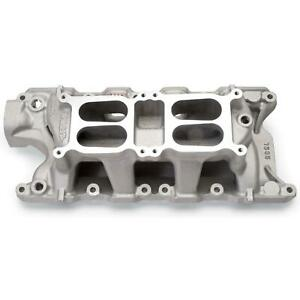 Edelbrock 7535 289 302 Small Block Ford Dual Quad Intake Manifold