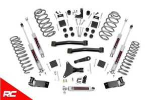 Rough Country 4 Lift Kit Fits 1999 2004 Jeep Grand Cherokee Wj 4wd W N3 Shock