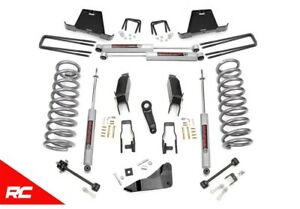Rough Country 5 Lift Kit Fits 2008 Dodge Ram 2500 3500 4wd N3 Shocks Springs