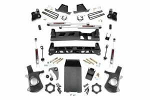 Rough Country 6 Lift Kit For 99 06 Chevy Silverado Gmc Sierra 1500 4wd 27220a