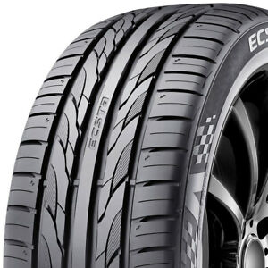 4 New 215 45 17 Kumho Ecsta Ps31 Ultra High Performance Tires 215 45 17