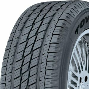 2 New 255 70 17 Toyo Open Country H T Highway Terrain 640ab Tires 2557017
