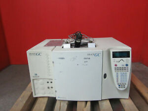 Thermoquest Trace gc 2000 Gc Gas Chromatograph tested