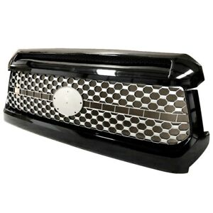 For 2014 2018 Tundra Toyota Trd Pro Look Black Grill Bulge Top Quality