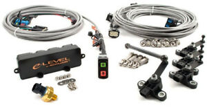 Accuair E Level Electronic Leveling System W Rocker Switch Air Bag Suspension