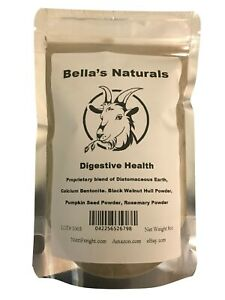 Bella s Natural Health Organic Goat Sheep Chickens Health Dewormer 8 Ozs