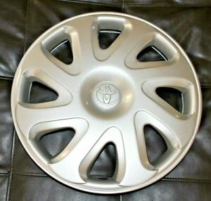 Toyota Corolla 2000 To 2012 Hubcap 1 New Factory 14 Original Wheelcover A28