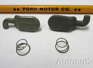 Ford Truck Cab 1957 1958 1959 1960 Door Lock Tail Levers Nos Right Left Set