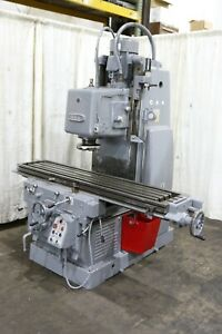 Okk Model mh 3v Vertical Mill Yoder 71027