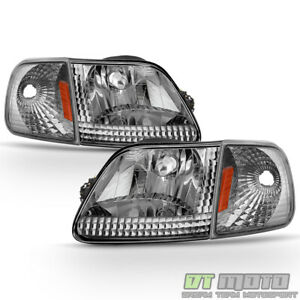 1997 2003 Ford F 150 F150 Expedition Headlights Corner Lamps Signal Lamps 97 03