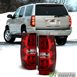 2007 2014 Chevy Suburban Tahoe Tail Lights Brake Lamps Replacement Left right