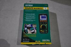 Extech Instruments Gx900 True Rms Graphical Multimeter Brand New 3