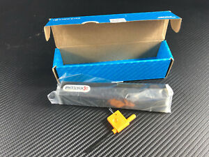 New In Box Kyocera Right Hand External Grooving Tool Holder Kgbasr16 4 25
