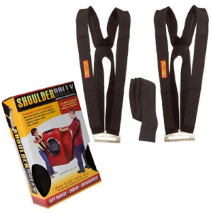 Shoulder Dolly Moving Straps Essential Lifting System Carry Heavy Objects Safely